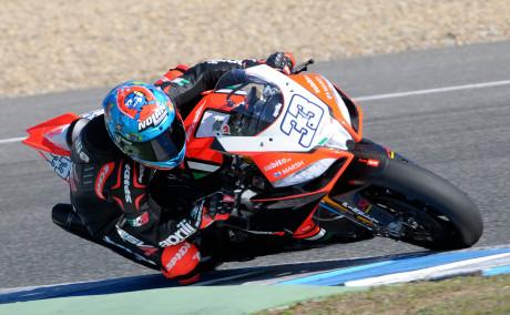 Aprilia Racing WSBK - Marco Melandri