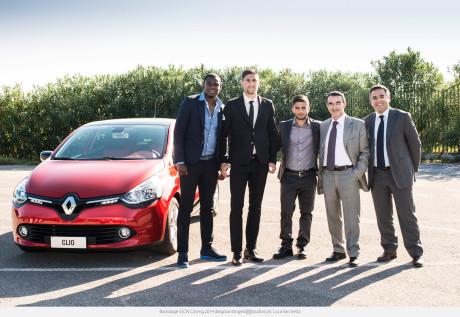Renault - Società Sportiva Calcio Napoli