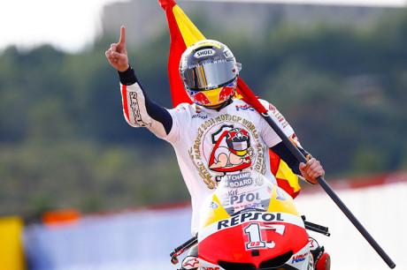 Marc Marquez Campione del Mondo MotoGP 2013