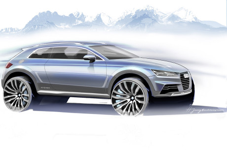 Show Car Audi