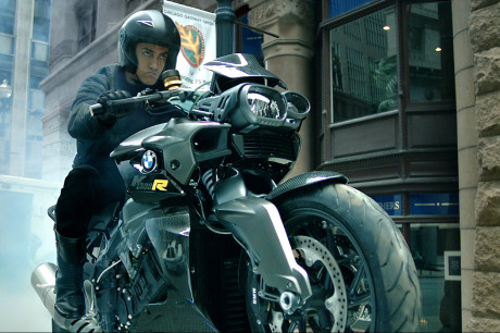 BMW K1300R Dhoom3