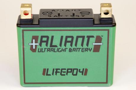 Batterie al litio Aliant