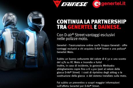 Genertel & Dainese