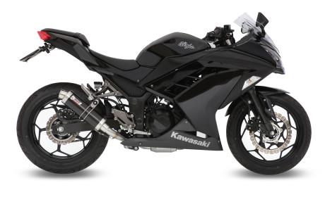 Mivv Kawasaki Ninja 300