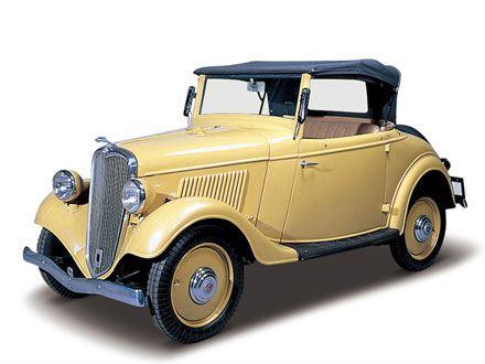 Nissan 1933
