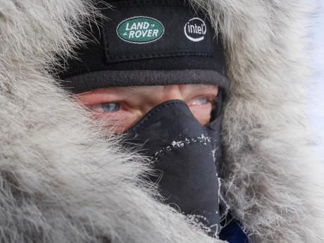 Ben Saunders verso la Terra Nova