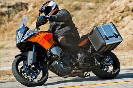 ktm 1190 adventure Motorcycle Stabily Control