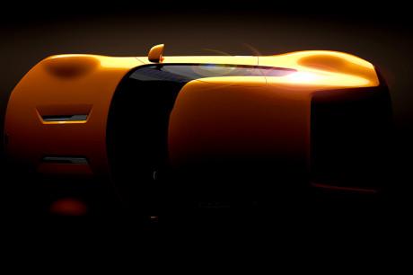 Kia GT4 Stringer