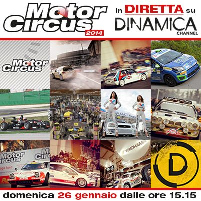Dinamica Channel - Motorcircus 2014