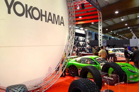 MotorCircus 2013 - Stand Yokohama
