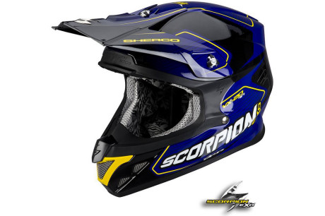 Scorpion Exo VX20-Air Sherco