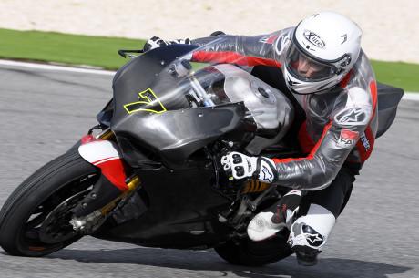 Team Ducati Superbike - Chaz Davies
