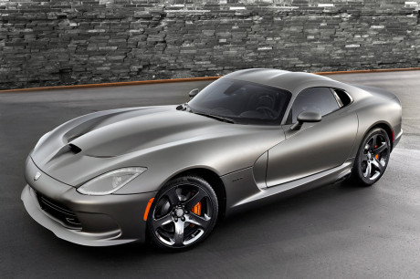 Viper GTS Anodised Carbon Special Edition