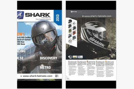 App Shark Helmets
