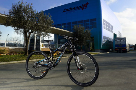 Andreani Group - Mountain Bike