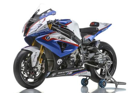 BMW Motorrad Italia Superbike Team - BMW S1000 RR