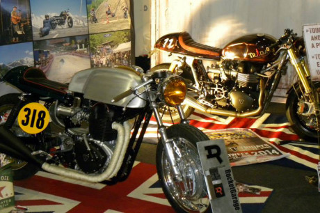 Cafe Racer of che Year
