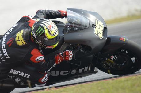 Ducati Team MotoGP - Cal Crutchlow