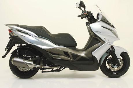 Giannelli Kawasaki J300