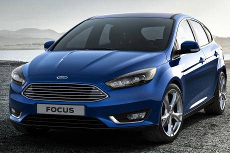 Nuova Ford Focus