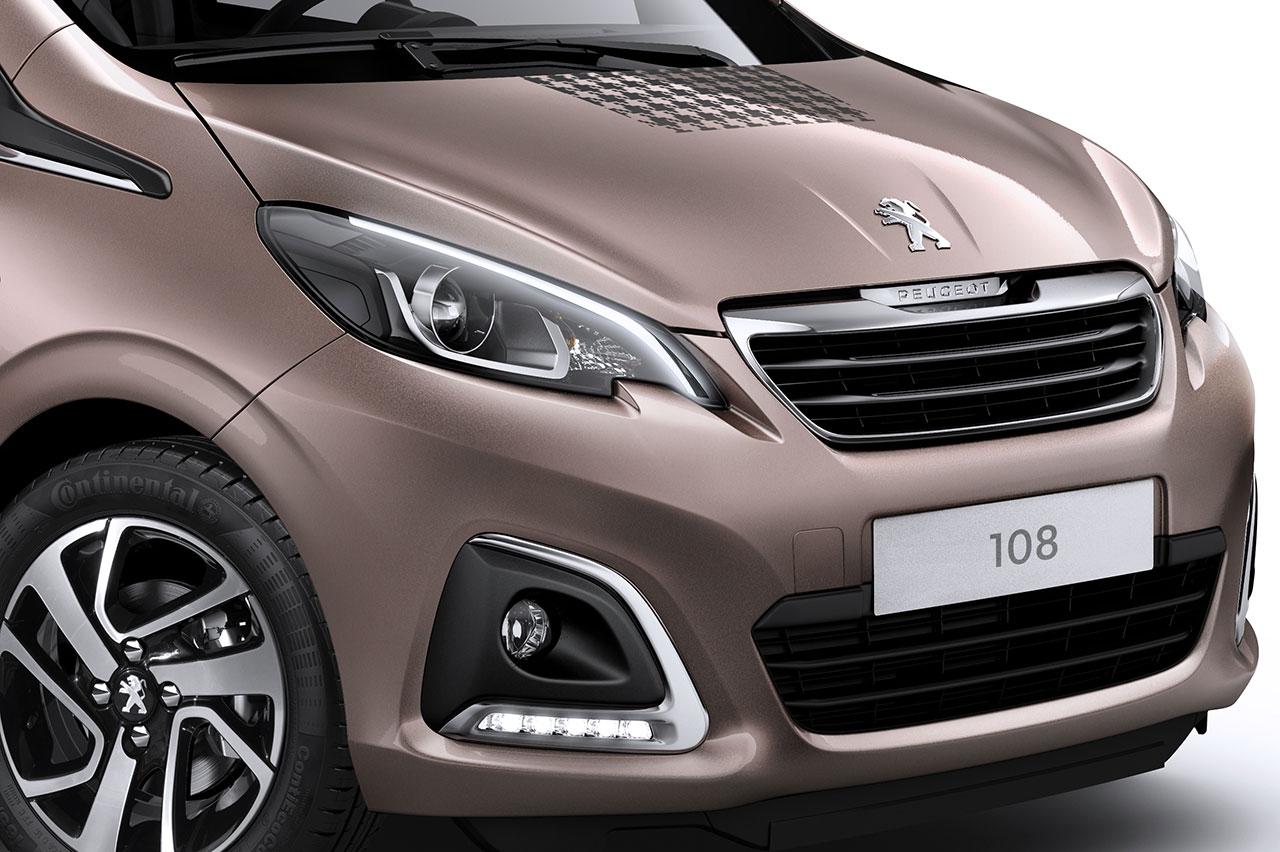Nuova Peugeot 108 Reportmotori It