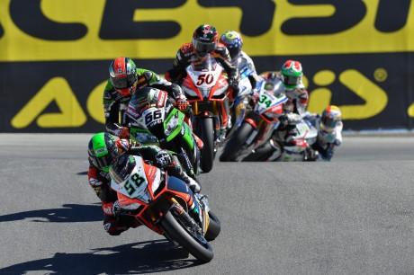 GEICO Motorcycle U.S. Round