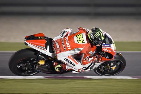 Cal Crutchlow - Ducati Team - Qatar 2014