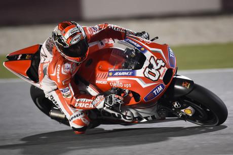 Andrea Dovizioso - Ducati Team - Qatar 2014