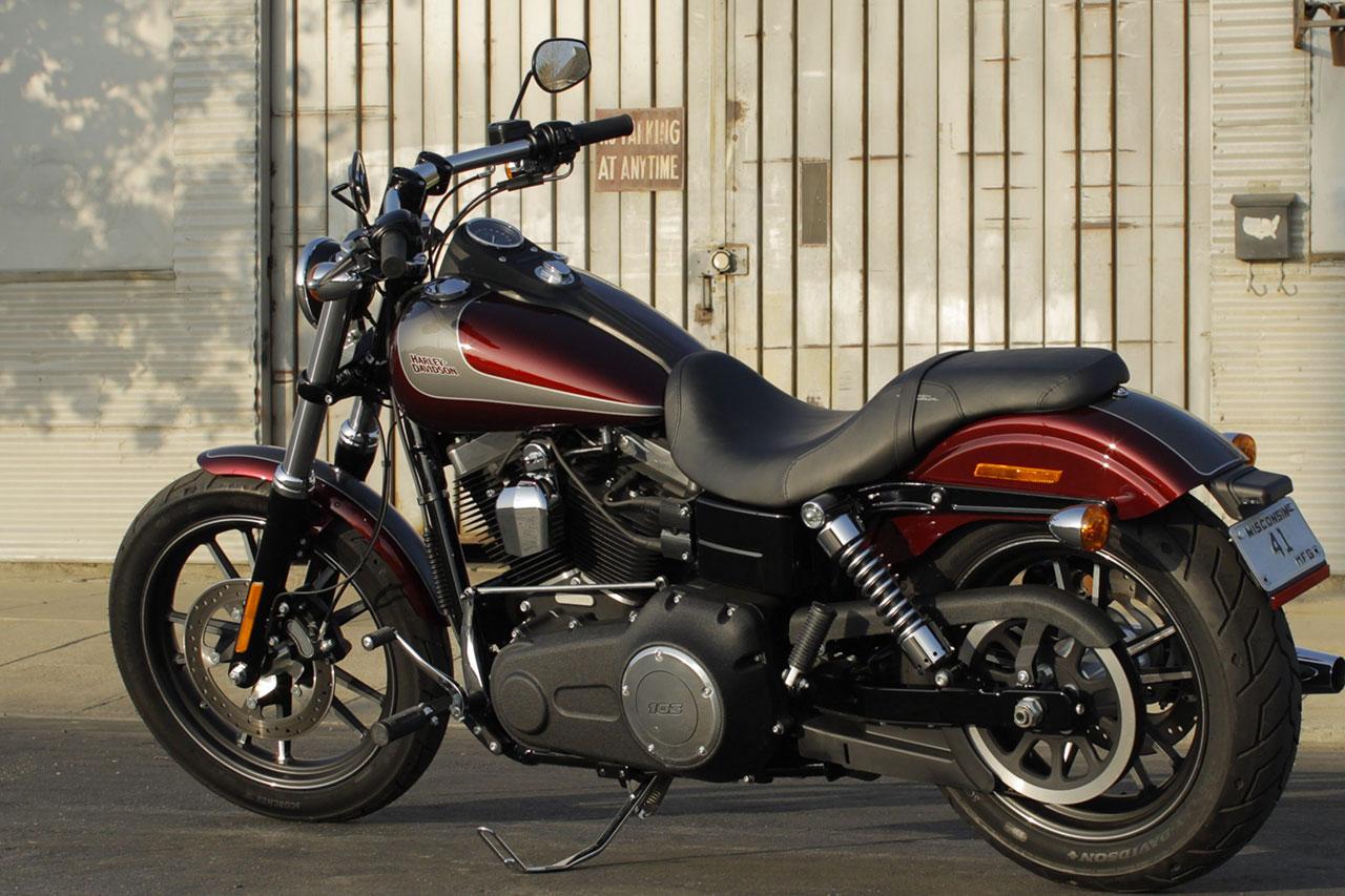 Harley Davidson Street Bob Special Edition