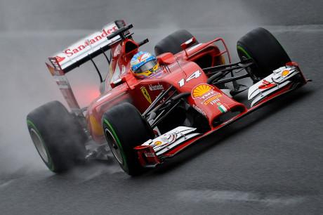 Formula 1 - Ferrari F14T