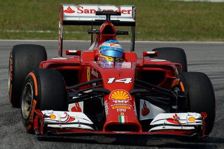 Fernando Alonso - GP Malesia