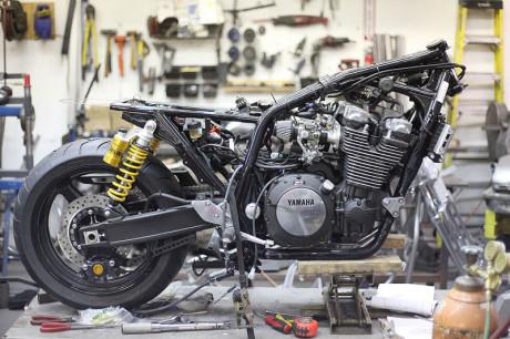 Yamaha XJR1300 Keino