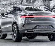 Concept Coupe SUV Mercedes