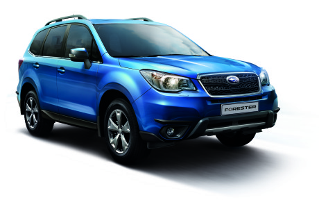 Forester Adventure