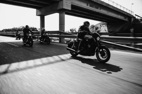 Harley-Davidson StreetTM 750