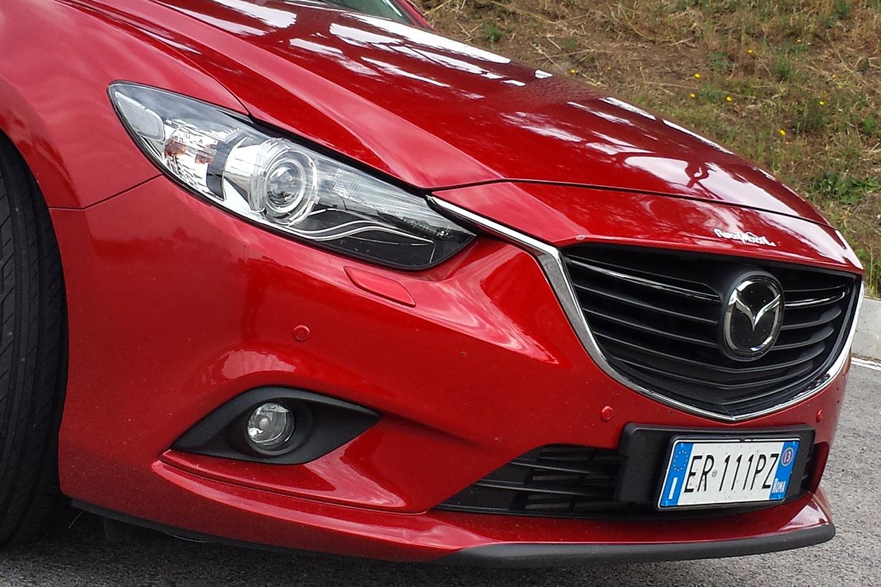 Mazda6: l'elegante ammiraglia che sfida l'Europa