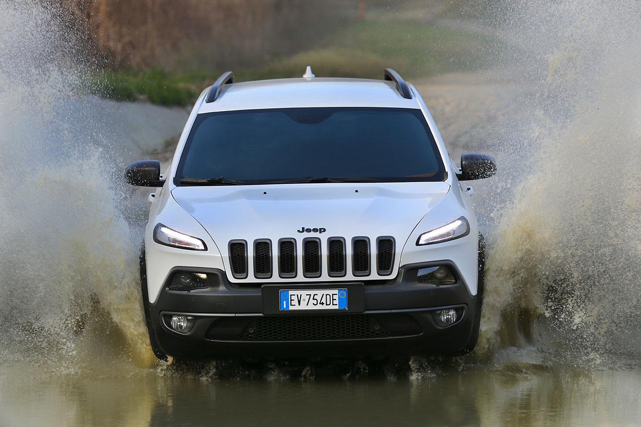Nuova Jeep Cherokee: nessun limite!