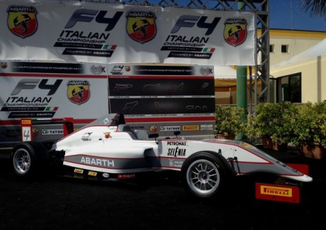Italian F.4 Championship Powered by Abarth