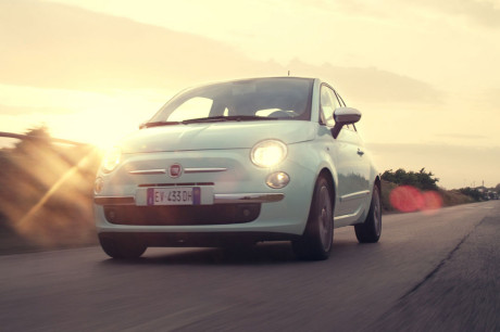 Paolo Sorrentino - Fiat 500 Cult