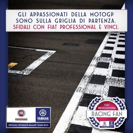 Fiat Professional Racing Fan