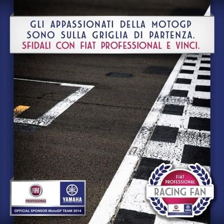 Fiat Professional Racing Fan