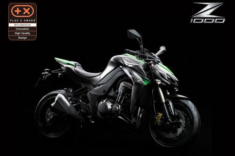 Kawasaki Z1000 Plus X Award