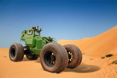 Michelin pneumatico antimina