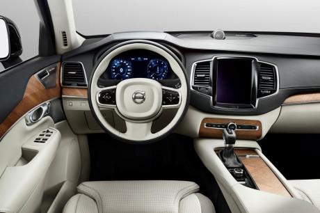 Nuova Volvo XC90