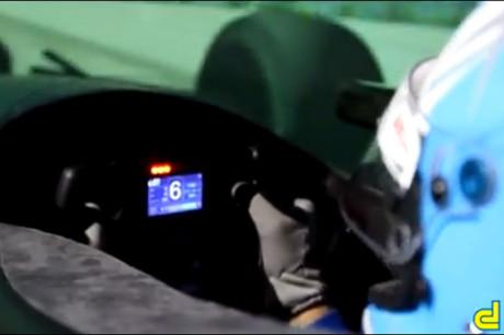 Simulatore Dallara IndyCar Factory
