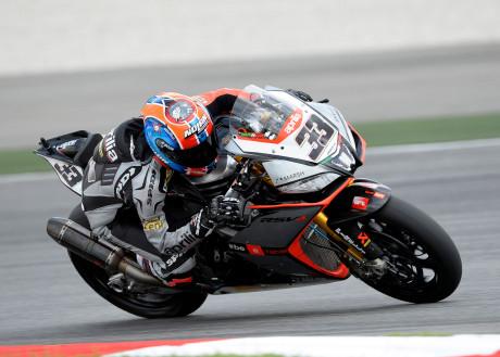 Team Aprilia Racing - Marco Melandri