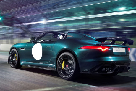 F-TYPE Project 7