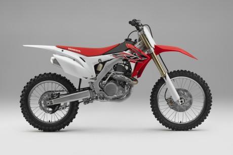 Nuova Honda CRF450R YM2015