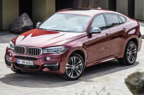 Nuova BMW X6 - M50d