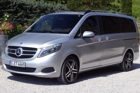 Nuovo Mercedes Classe V